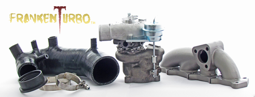 Frankenturbo F21 Mixedflow Hybrid Turbocharger For